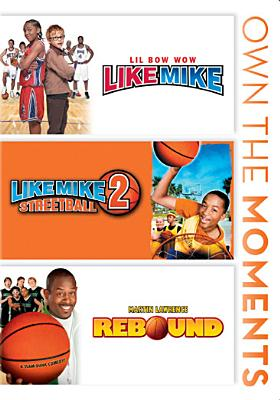 LIKE MIKE/LIKE MIKE 2/REBOUND BY BOW WOW (DVD)