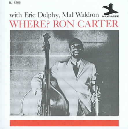 WHERE? BY CARTER,RON (CD)