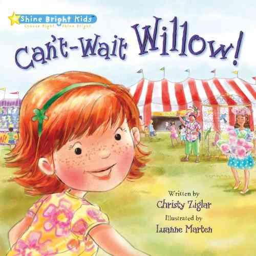 Can't-Wait Willow By Ziglar, Christy